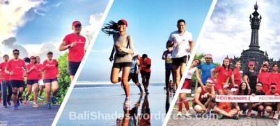 best places to run in bali