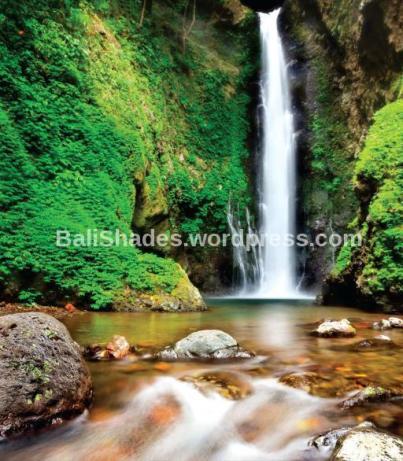 most beautiful waterfalls in bali